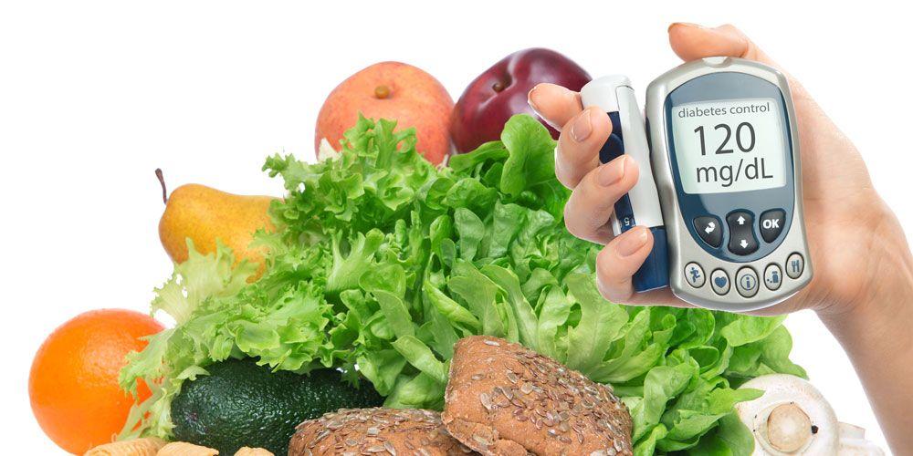 Διατροφή για Ρύθμιση του Διαβήτη τύπου 2